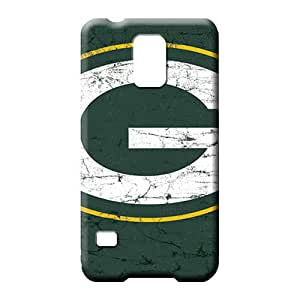 samsung galaxy s5 Durability Durable Hot Style mobile phone covers green bay packers nfl football