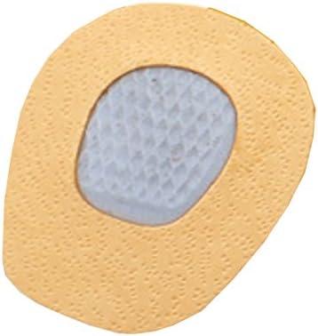 FabaCare Corbby Schuheinlage ABS, orthopädische Einlegesohle aus Leder mit Stoßdämpfer für Mittelfuß, Ledereinlage, Einlage