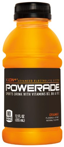 Powerade Orange 12 Ct 12 Fl Oz Bottle Buy Online In