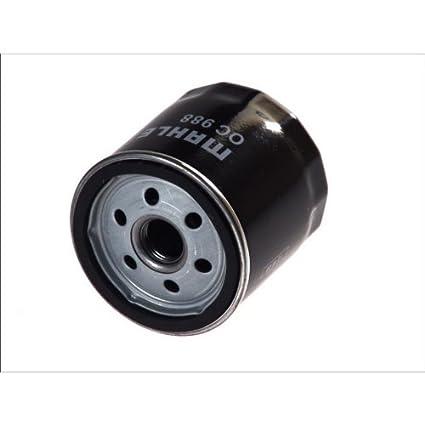 Filtro de aceite MAHLE OC988 para coche/LCV sustituye a ...