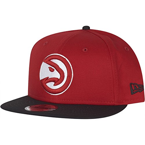 Team Era New NBA HAWKS rojo Snapback 2017 Cap ATLANTA XnqdqTr6