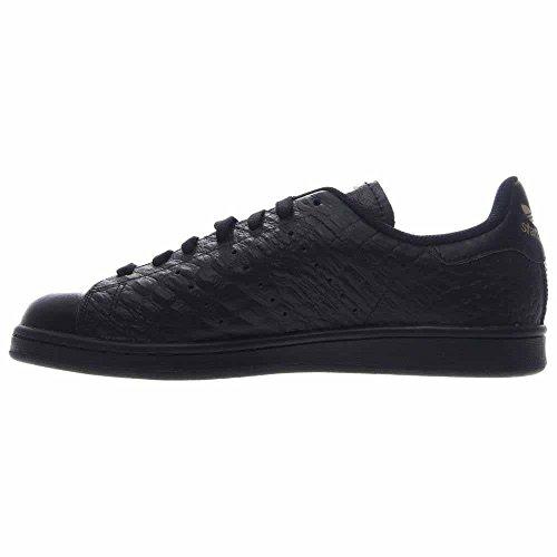 Herren Sneakers Low Adidas Top Schwarz Pv0wq6S