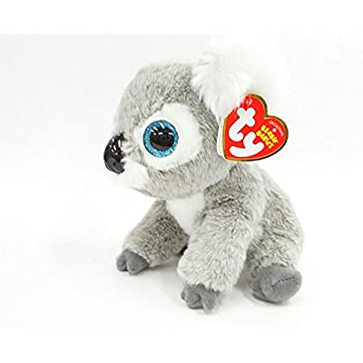 Ty Kookoo Koala Plush, Grey, Regular: Toys & Games