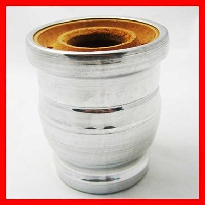 Argentina Mate Gourd Yerba Tea With Straw Bombilla Set Kit Diet Drink Thin 4811