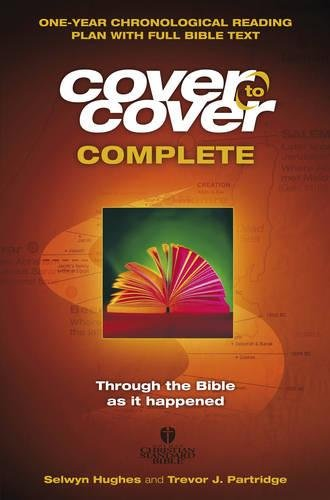 Cover To Cover Complete  Through The Bible As It Happened