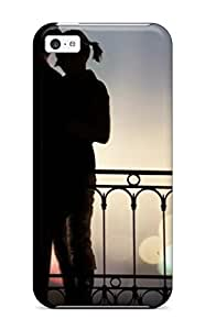 TYH - For Couple Romantic Hug Protective Case Cover Skin/ipod Touch 4 Case Cover phone case