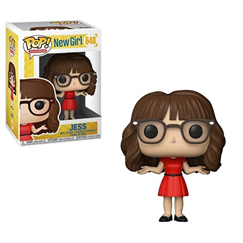 Funko 30678 Figura Coleccionable Pop Jess New Girl