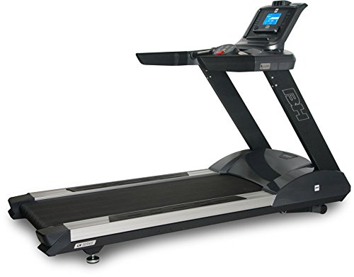 BH Fitness LK700Ti Commercial Treadmill with i.Concept Bluetooth Display Technology and Entertainment Integration with Phones and Tablets