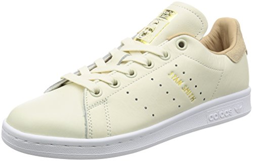 off Nude White Adidas White Smith Stan st off Pale Baskets Blanc Mode Femme nfgw47qn