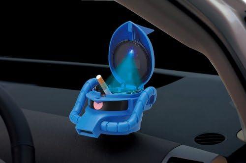Gundam Goup Ms-07b LED Car Ashtray