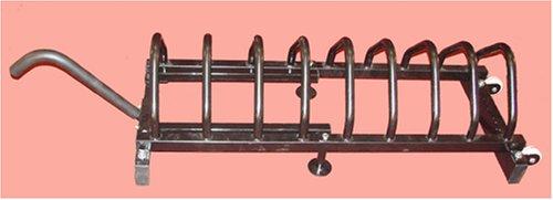 Horizontal Plate Storage Rack by TDS