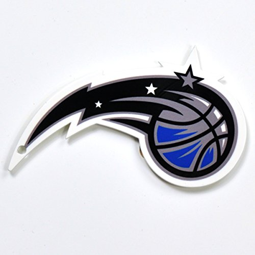 Authentic Street Signs NBA Basketball Super STEEL Magnet (Orlando Magic)
