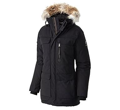 7def1b5c9 Amazon.com: Sorel Women's Caribou Parka Down Winter Heavy Jacket (XL ...