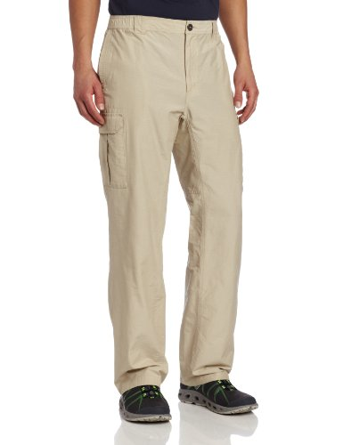 Columbia Men's Crested Butte Cargo Pant, Fossil, Small 30