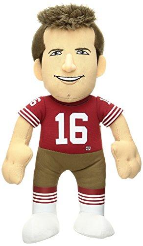 NFL San Francisco 49ers Joe Montana Retro Plush Figure, 10-inch
