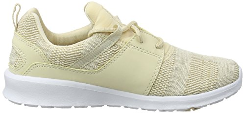 Zapatillas Taupe DC para Se TX Mujer Tau Heathrow Beige Shoes w8C8qnIxZ