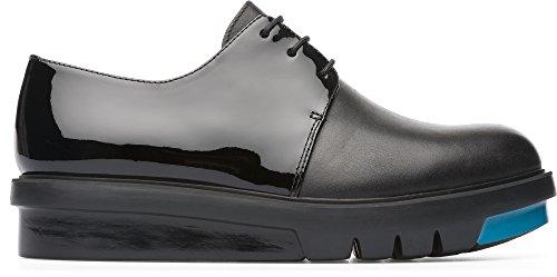 Camper Mta K200114-014 Zapatos planos Mujer Negro