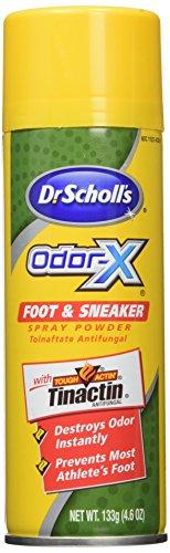 Dr Scholls Destroy Deodorant Sport