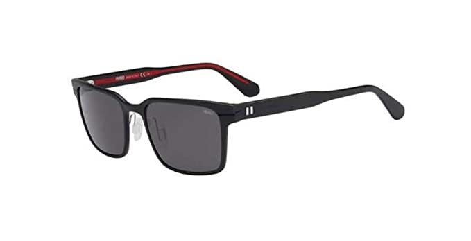 Gafas de Sol Hugo Boss HUGO 0108/S BLK TRRED: Amazon.es ...