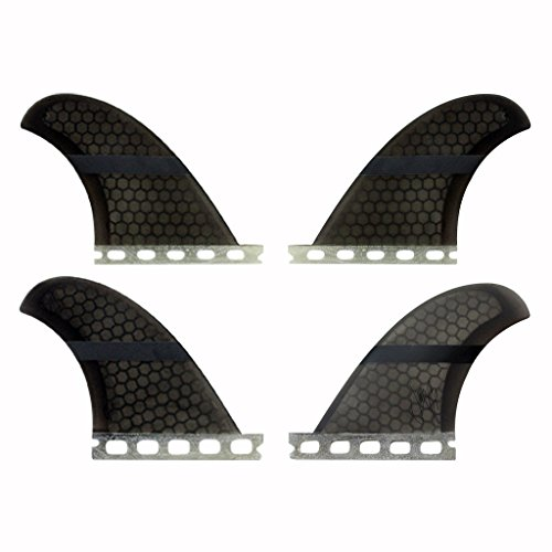Captain Fin Co. Jeff McCallum Quad Surfboard Fins | for sale  Delivered anywhere in USA