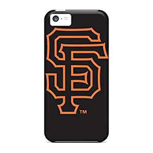 Premium Durable San Francisco Giants Fashion Tpu Iphone 5c Protective Case Cover