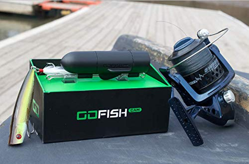 Pro Angler Fishfinder - GoFish Cam Wireless Underwater Fishing Camera