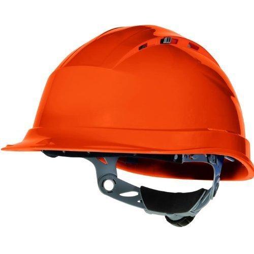 Venitex Men's Quartz Iv Ventilated Safety Hard Hat One Size Orange