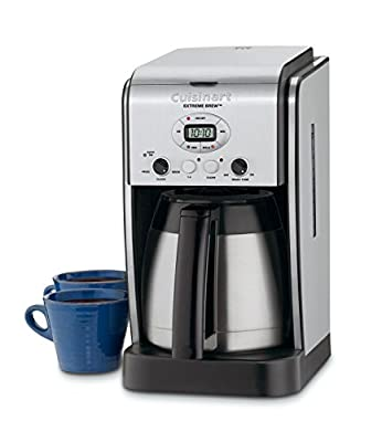 Cuisinart Extreme Brew 10-Cup Thermal Programmable Coffeemaker