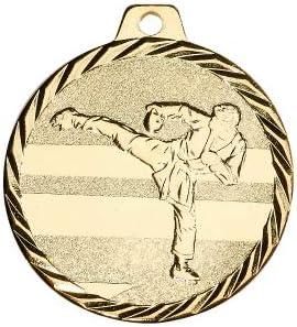 Deitert Medaille Karate