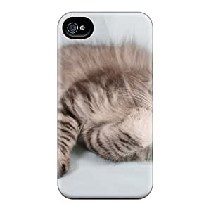 New Premium QKi35063jDMt Cases Covers For Iphone 6/ Kitten Licking Its Paw Protective Cases Covers