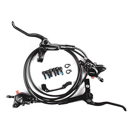 (BR-BL-MT200 M315 Brake Bicycle Bike MTB Hydraulic Disc Brake Set clamp Mountain Bike Brake Update from M315 Brake)