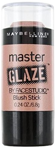 Maybelline New York Face Studio Master Glaze Glisten Blush Stick, Plums Up, 0.24 Ounce