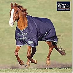 Shires, Tempest Plus 300G Turnout Blanket 66