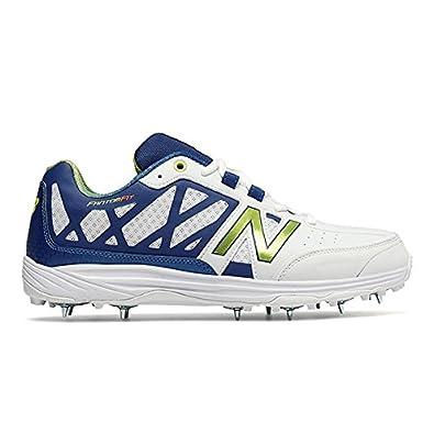new balance 10 minimus mens cricket shoe