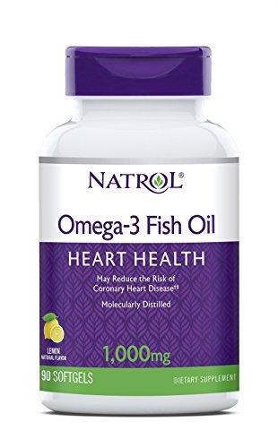 natrol omega 3 fish oil - 8