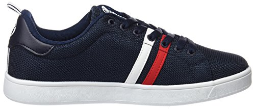 MSH Sergio Sneaker Red White Navy Uomo Ghibli Blu Tacchini qqRFWwtHvE