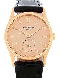 Mens Patek Philippe automatic-self-wind mens Watch 3796 (Certified Pre-owned)