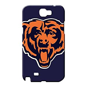 samsung note 2 Durability Scratch-proof High Quality phone case cell phone shells chicago bears nfl football