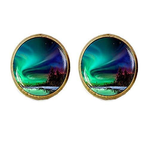Northern Lights Earrings, Northern Light Jewelry, Light Earrings, Aurora Borealis Earrings, Aurora Earrings