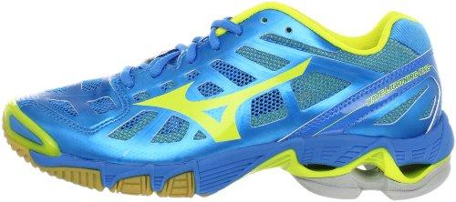 Zapatos De Voleibol De Onda Del Rayo Rx2 De La Mujer Mizuno UouPhAb