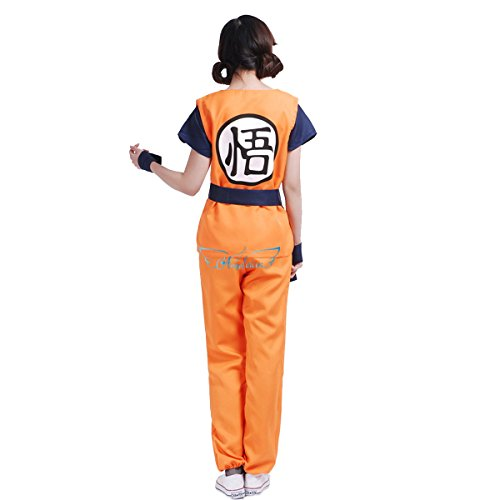 [Angelaicos Unisex Halloween Cosplay Party Costume Suits (Asian S, Style 1)] (Halloween Costumes Asian)