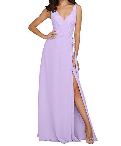 Vestido para trapecio Lilac mujer Topkleider aEqndq
