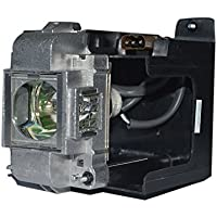 VLT-XD3200LP Projector Replacement Lamp with Housing for Mitsubishi XD3200U XD3300U WD3500U