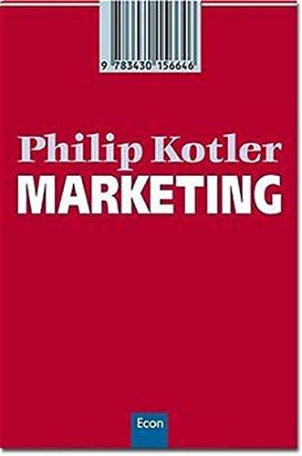 Marketing. Märkte schaffen, erobern und beherrschen