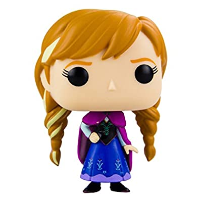 Funko POP Disney: Frozen Anna Action Figure: Funko Pocket Pop!:: Toys & Games