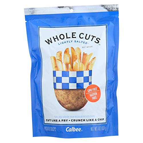 CALBEE SNAPEA CRISP, WHOLE CUTS, LIGHTLY SALTED - Pack of 12