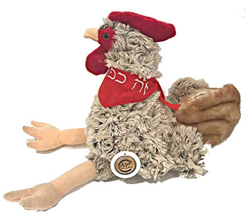 Stuffed Chicken for Kaparos for Children