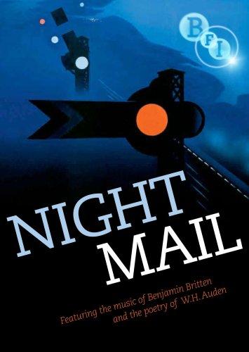 Night Mail [1936] [DVD]: Amazon.co.uk: Geoffrey Tandy, Norman ...