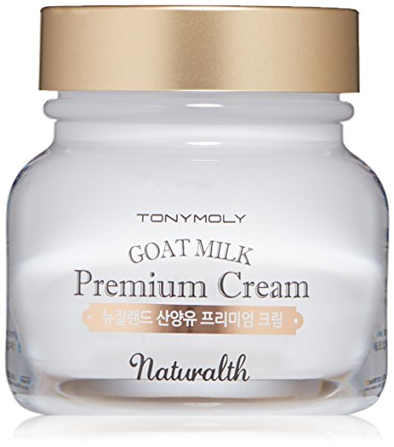 TONYMOLY Goat Milk Premium Cream product image