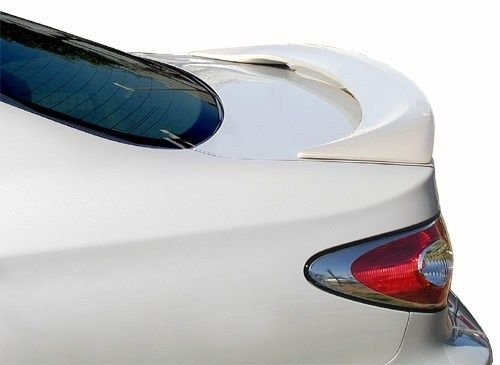 2005 Custom Style Spoiler - JSP Rear Wing Spoiler Compatible with 2002-2006 Lexus ES300-330 Custom Style Primed with LED 339119